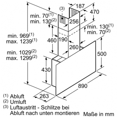Bosch DWF97KQ60 8