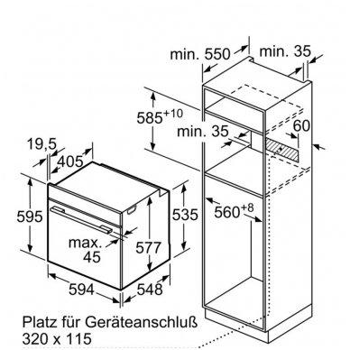 Bosch HBG675BB1 6