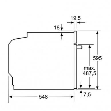 Bosch HBG675BB1 7
