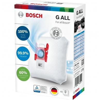 Dulkių maišeliai Bosch BBZ41FGALL