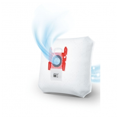 Dulkių maišeliai Bosch BBZ41FGALL 2