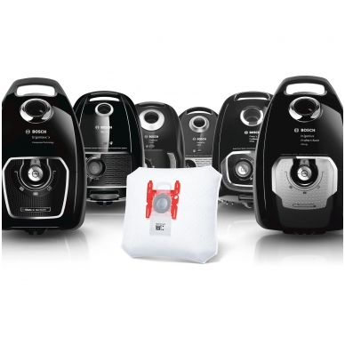 Dulkių maišeliai Bosch BBZ41FGALL 3