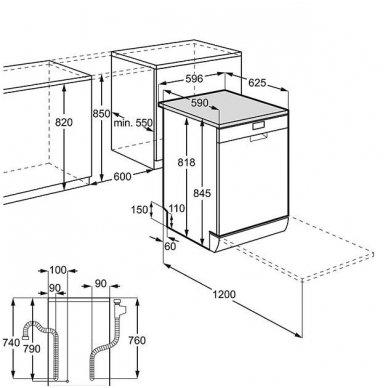 Electrolux ESF9500LOW 5
