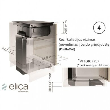 Elica NIKOLATESLA FIT BL/A/70 13