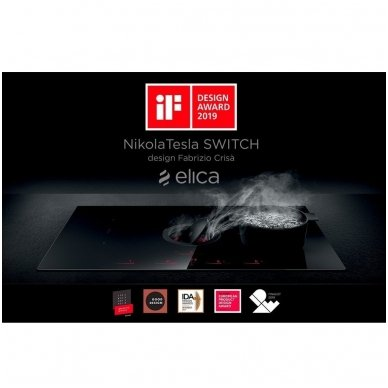 Elica NIKOLATESLA SWITCH BL/A/83 4