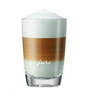 JURA Latte Macchiato stiklinės 2vnt. (mažosios)