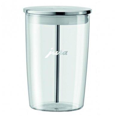 Stiklinis pieno indas, 0,5 l