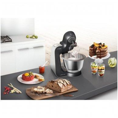 Virtuvės kombainas Bosch MUM59M55 4